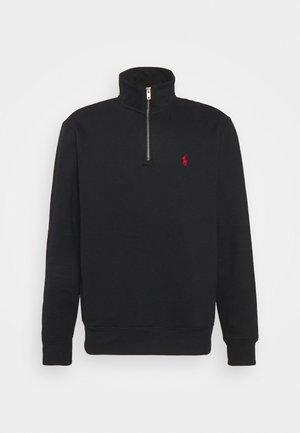 LONG SLEEVE - Sweater - polo black
