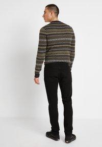 Only & Sons - ONSLOOM BLACK - Jeans slim fit - black denim - 3