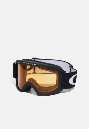 FRAME PRO UNISEX - Occhiali da sci - persimmon/dark grey