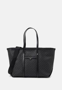 BECKLG TOTE - Tote bag - black