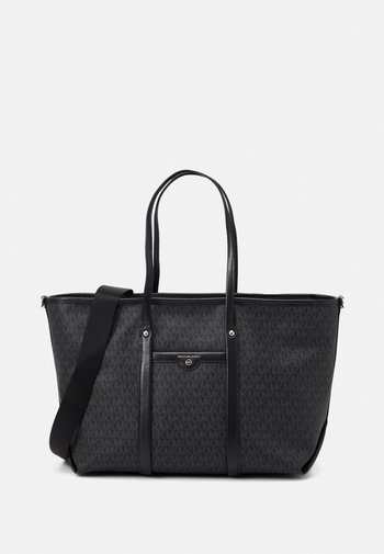 BECKLG TOTE - Bolso shopping - black