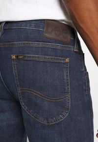 Lee - LUKE - Jeans slim fit - dark westwater - 5