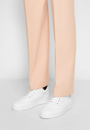 LOW TOP RIPPLE UNISEX - Sneakers basse - all white