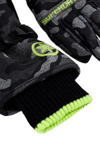 Superdry - Gloves - contrast camo/rescue yellow - 4