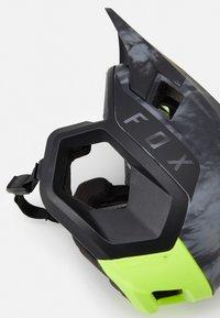Fox Racing - DROPFRAME PRO UNISEX - Helmet - day glow ylellow - 3