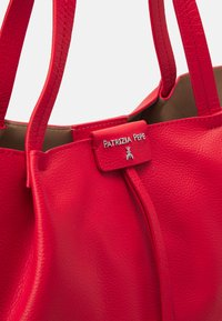 Patrizia Pepe - BORSA BAG SET - Handtas - lipstick red - 4