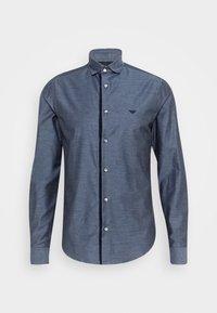 Emporio Armani - Shirt - blue - 4