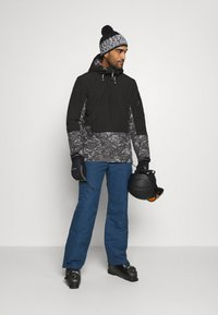 Icepeak - CARNAC - Ski jacket - black - 1