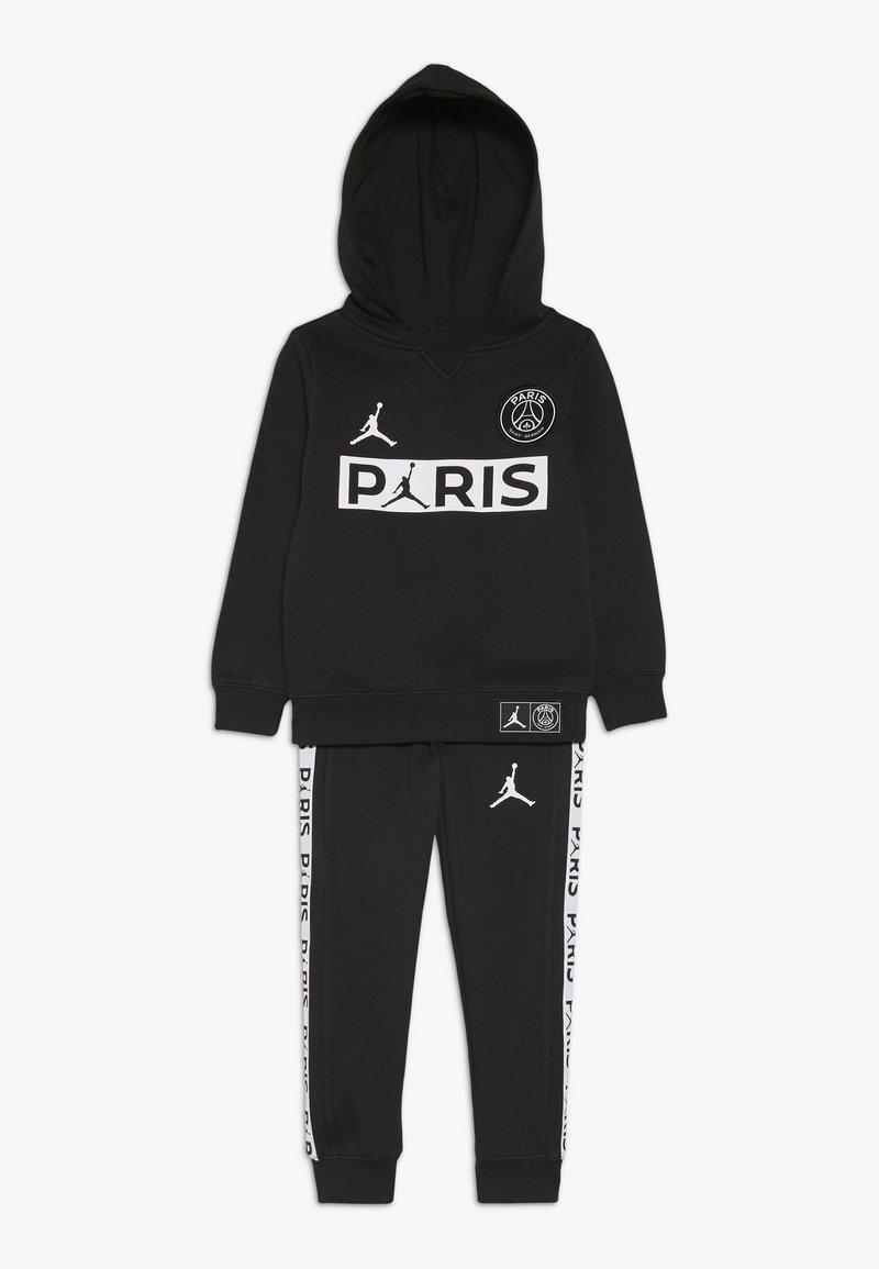 Jordan - JORDAN X PSG JUMPMAN SET - Survêtement - black