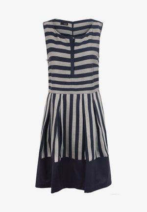 CIESTRELLA - Day dress - navy/beige
