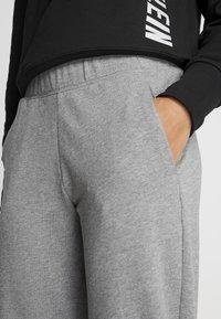 Calvin Klein Performance - PANTS - Tracksuit bottoms - grey - 5