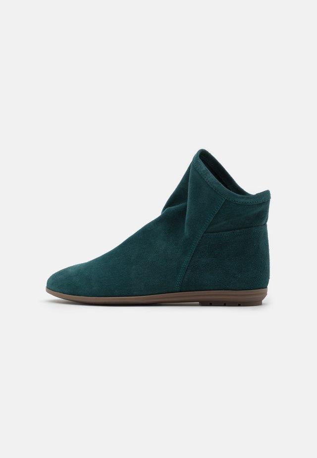 Classic ankle boots - verde