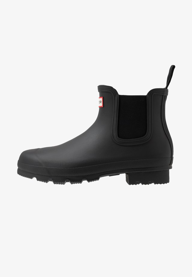 MENS ORIGINAL CHELSEA - Wellies - black