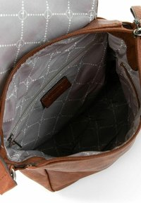 Tamaris - BERNADETTE - Across body bag - cognac - 4