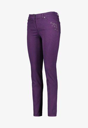 Jeans Skinny Fit - purple