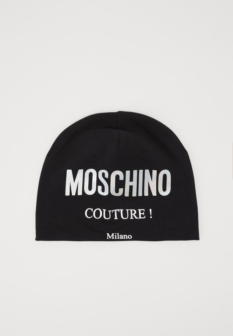 MOSCHINO - HAT - Čepice - black