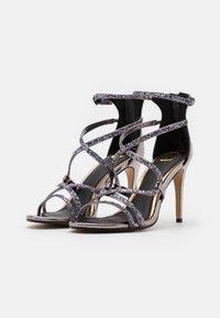 Buffalo - MERCY - Sandály na vysokém podpatku - pewter - 2