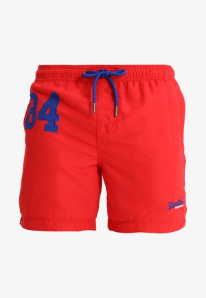 WATERPOLO SWIM - Surfshorts - yacht club red