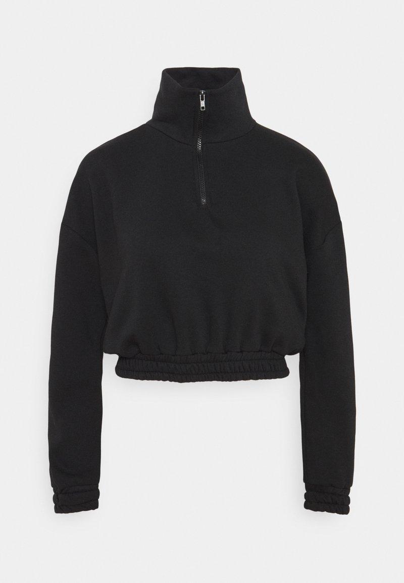 Trendyol - Sweatshirt - black
