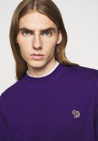 PS Paul Smith - MENS REG FIT - Mikina - purple - 3