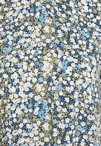 Object Petite - OBJDITSY DALILA SMOCK  - Blouse - blue mirage - 2