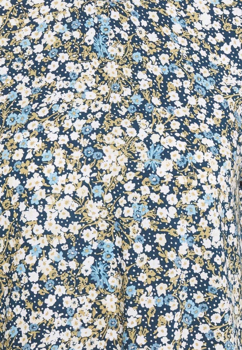 Object OBJDITSY DALILA SMOCK - Bluse - blue mirage/blau 0G63TO