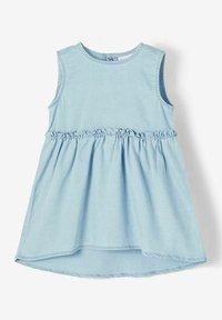 Name it - Denim dress - light blue denim - 2