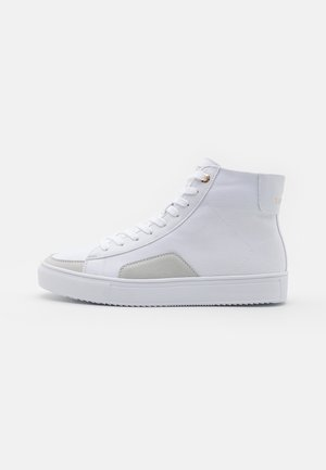 SANTA MONICA - High-top trainers - white