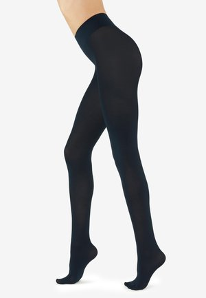 COLLANTS 50 DENIERS ULTRA-CONFORTABLES AU TOUCHER DOUX - Tights - blue