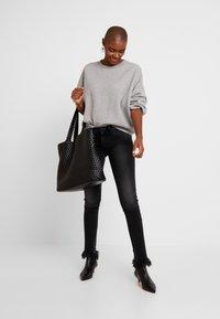 American Vintage - KINOUBA - Sweatshirts - heather grey - 1