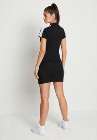 Puma - CLASSICS TIGHT DRESS - Day dress - black - 2