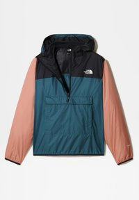 The North Face - M FANORAK - Wiatrówka - mallrdblu/avtrnavy/pnkcly - 2
