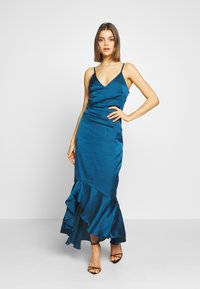Chi Chi London - SHELBIE DRESS - Occasion wear - teal - 1