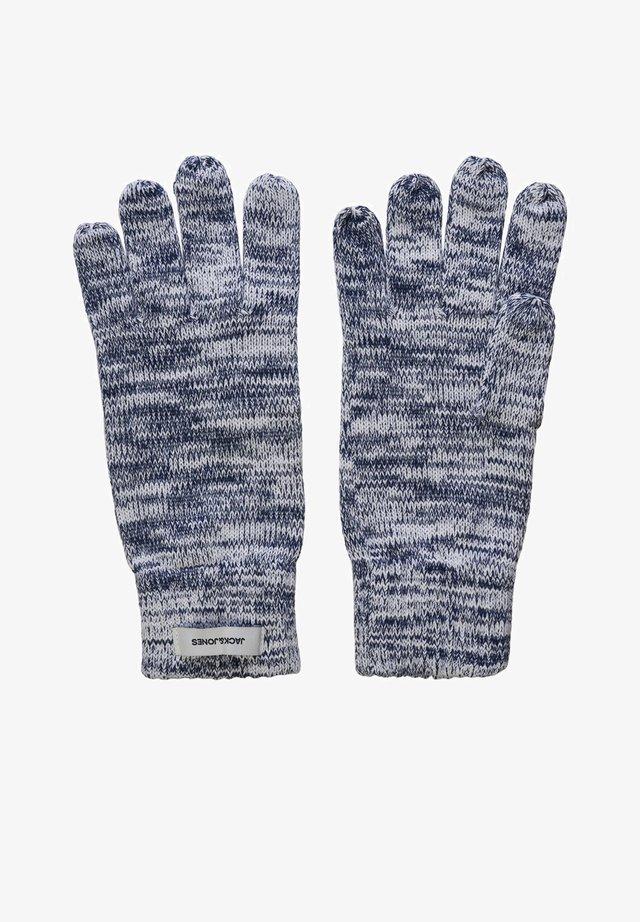 BIO BAUMWOLL - Rękawiczki pięciopalcowe - black