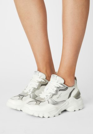 ECCLES GALAXY - Trainers - silver