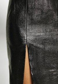 Mossman - THE PHANTOM DRESS - Robe fourreau - black - 5