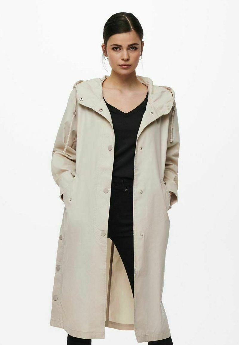 ONLY - Parka - pumice stone