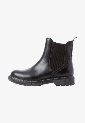 CHELSEA  - Classic ankle boots - black ant.comb