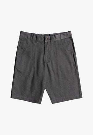 Short de sport - black heather