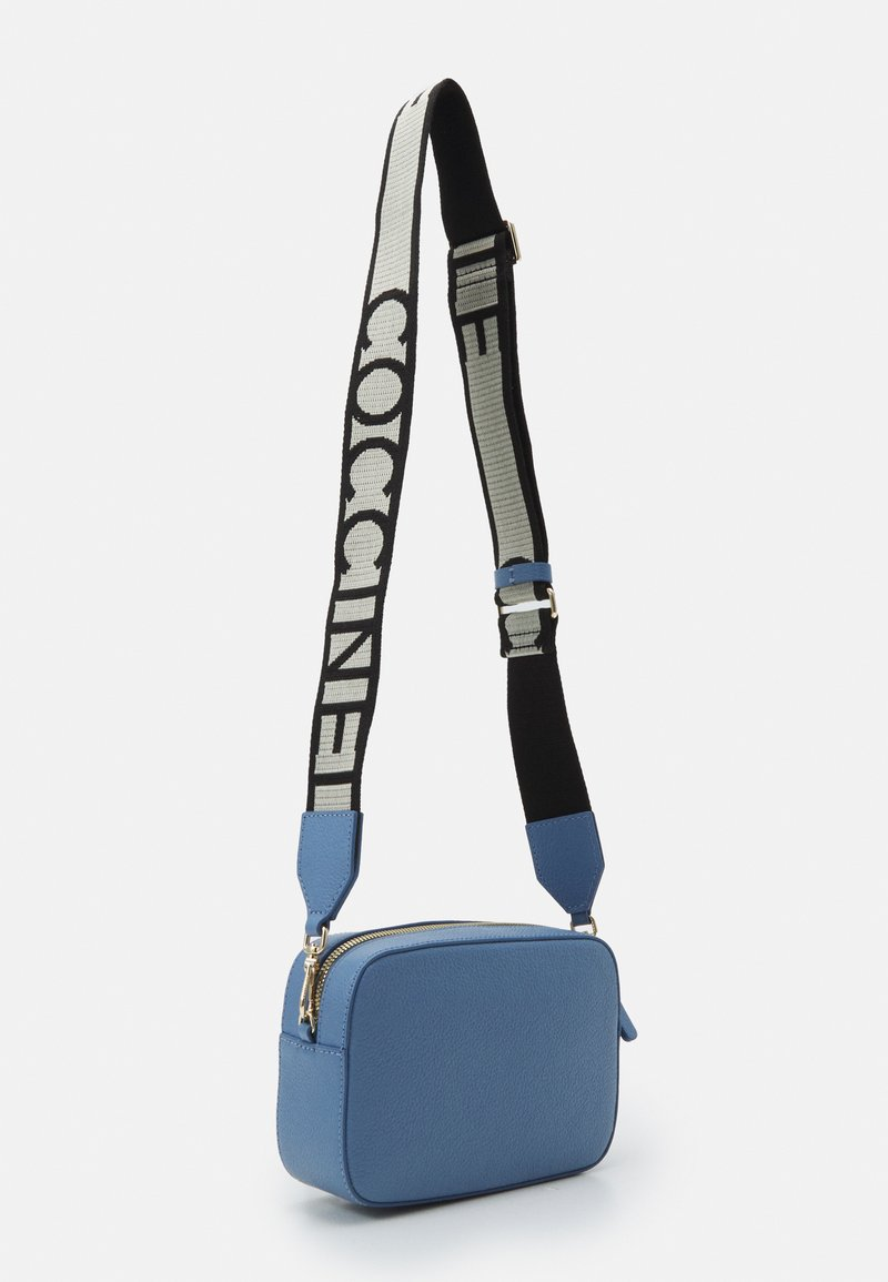 Coccinelle - TEBE - Across body bag - pacific blue