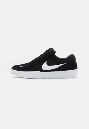 FORCE 58 UNISEX - Sneakers - black/white
