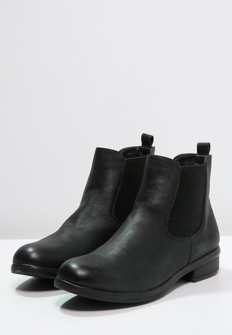 Anna Field Ankelboots - Black/svart