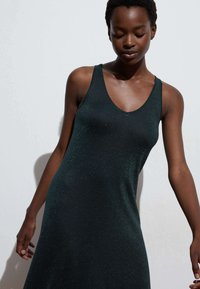 OYSHO - Jumper dress - dark grey - 2