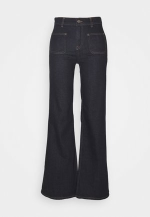SENIAIW WIDE - Široké džíny - rinsewash
