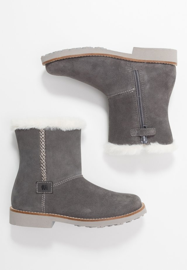 NINA - Winter boots - grau