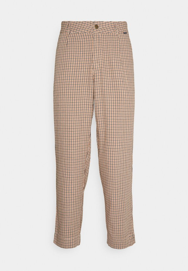 BLOODHOUND PANT - Chinos - toffee