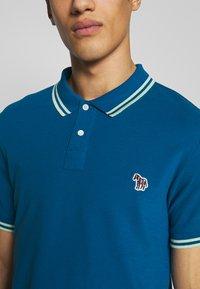 PS Paul Smith - SLIM FIT - Poloshirt - blue - 4