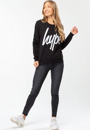 SCRIPT - Sweatshirt - black