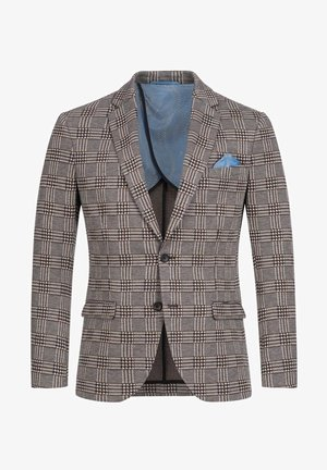 JERSEY DIJAM - Blazer jacket - brown