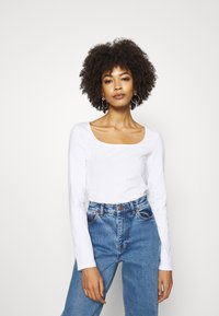 Anna Field - Long sleeved top - offwhite - 0